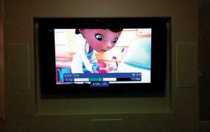 Bedroom TV Installations