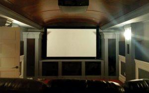 Big Screen Home Theatre