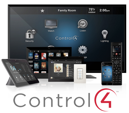 Control4 Home and Business Automation